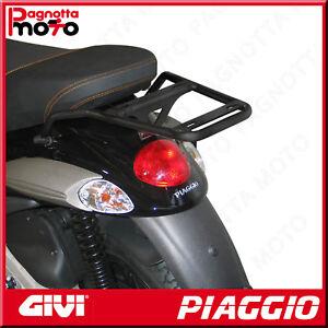 ATTACCO POSTERIORE SPECIFICO PER BAULETTO MONOLOCK PIAGGIO LIBERTY S 50 2006>12