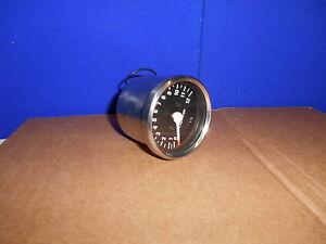 Custom-Chrome-Mini-Tacho-60mm-Black-Face-Cable-Drive-1-4-Ratio-Yam-Suz-BC20941-T