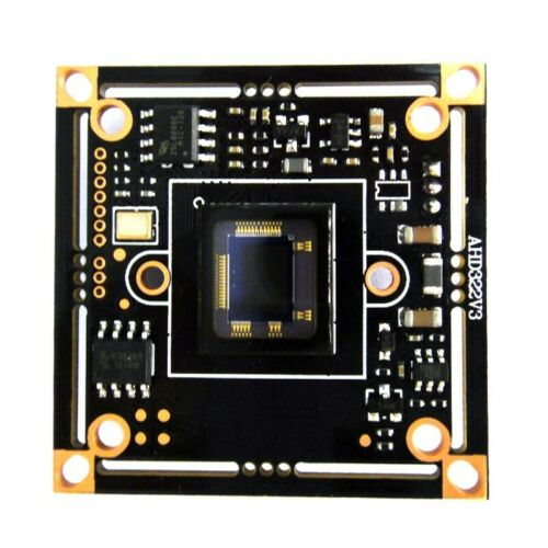 HD CCTV 2MP 1080p IMX323 SONY AHD Camera Module Security PCB board 6mm lens