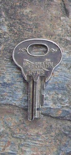 Antique Corbin For Hartmann Key # HTM5 Trunk? Wardrobe? Hartmann HTM5 Key