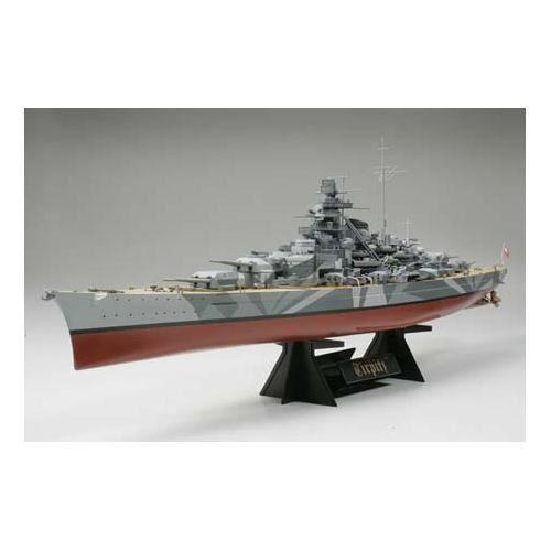 Tamiya Model Kit – German Battleship Tirpitz – 1 350 Scale – 78015 – New
