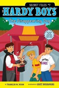 The-Disappearing-Dog-Hardy-Boys-The-Secret-Files-by-Dixon-Franklin-W