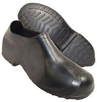 (24) Pair Tingley 1300m Medium Mens Hi Top Black Rubber Overshoes