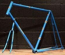 1998 3Rensho 59 cm Road Frameset Blue Sparkle