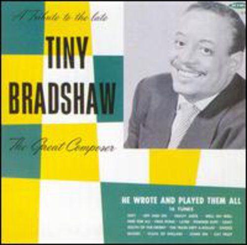 Tiny Bradshaw - Great Composer [New CD]