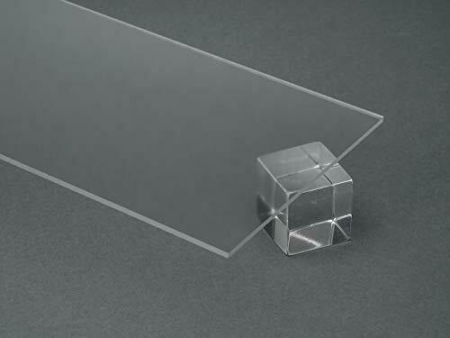 "1.5 MM 18/"" W x 30/"" L Clear Transparent Non-Glare Acrylic 1//16/"" Thick"