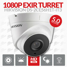 HIKVision FULL HD 5MP EXIR Dome Camera DS-2CE56H1T-IT3 1080P 40M IR 2.8mm Night