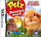 Petz: Bunnyz Bunch (Nintendo DS, 2011)