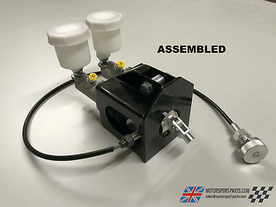 OBP 0.750 Non-Integral Bias Pedal Master Cylinder Race Rally
