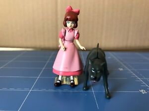 Bandai-HG-Lupin-The-3rd-Part7-034-Clarisse-amp-Karl-034-Mini-Figure-1181103
