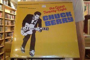 Chuck Berry The Great Twenty Eight 2xlp Sealed Vinyl