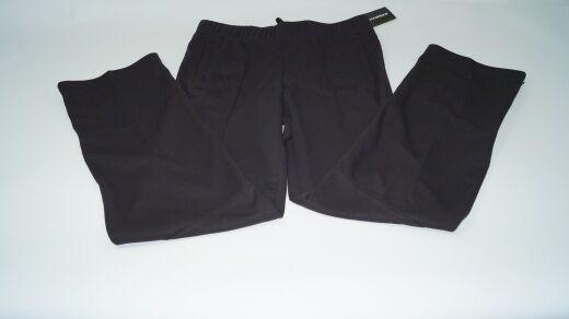 Nuovo  Tecnifibre Lady Feel Pants Donna Pantalone Allenamento Nero Taglia M nero TENNIS