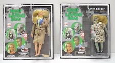 "Night of the Living Dead EMCE 8"" Retro Mego Action Figure set  Barbra and Karen"