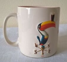 Classic Guinness Irish Toucan Relief Mug My Goodness My Guiness Good Condition