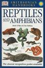 Reptiles and Amphibians by Mark O'Shea, Tim Halliday (Paperback / softback, 2002)