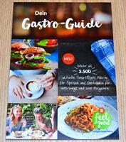 Weight Watchers Dein Gastro-guide-gastroguide Restaurantführer Smartpoints 2017
