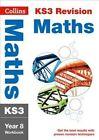 KS3 Maths Year 8 Workbook by Collins KS3 (Paperback, 2014)