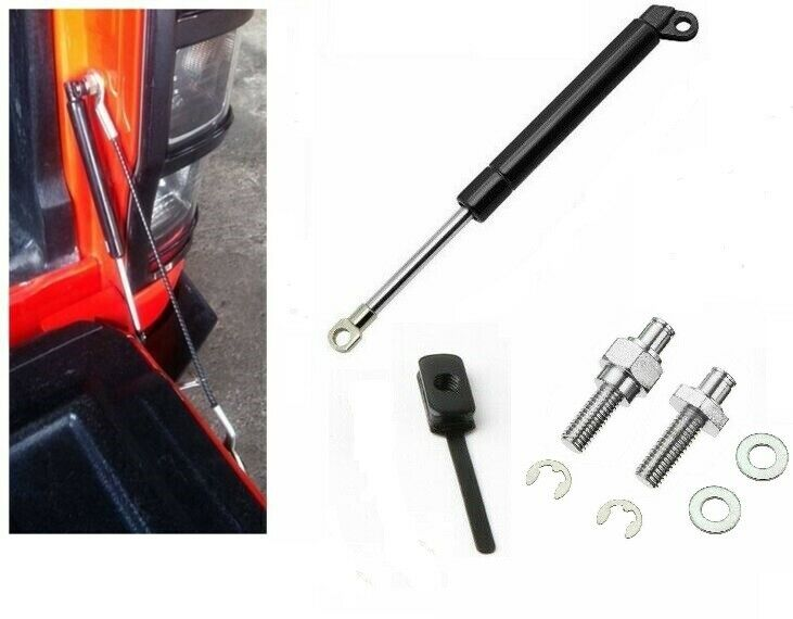D40 CAR LP Truck Lift Supports Struts Shocks Springs Dampers Tailgate Charged Props for Nissan Navara NP300