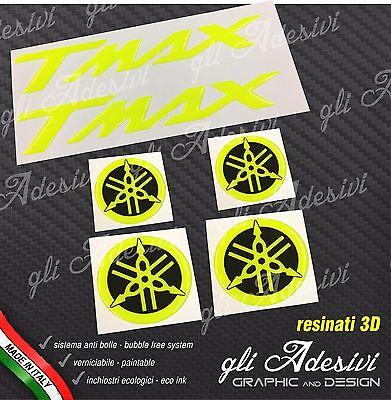 effetto 3D Per SERBATOIO o CASCO coppia adesivi resinati Stemma logo decal DUCATI