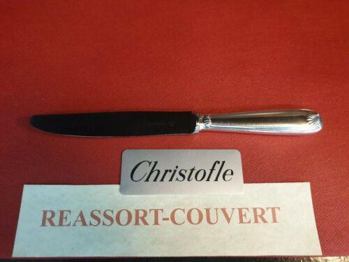 Messer Tisch Christofle Vendome 24.5 cm Schönes Top Zustand Versilbertes Metall