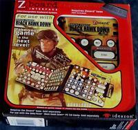 Ideazon / Steelseries Zboard Delta Force - Black Hawk Down Keyset -brand
