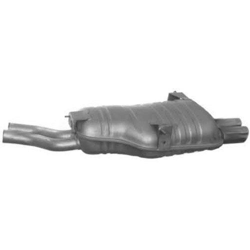 Bmw 3er E46 320i 325i M54 2,2 2,5 Endtopf Auspuff Auspuffanlage Abgasanlage ESD