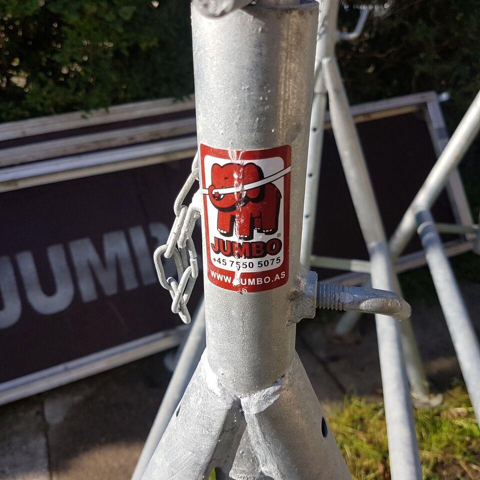 Murer stilads, JUMBO