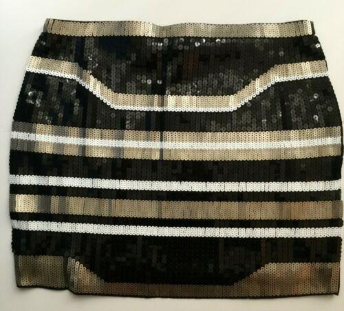 Deco Skirt Art Mini Xs Sequin Esprimere Fashion 8FEwqUp