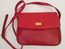 -AUTHENTIQUE sac à main BAMBOO similicuir TBEG vintage bag