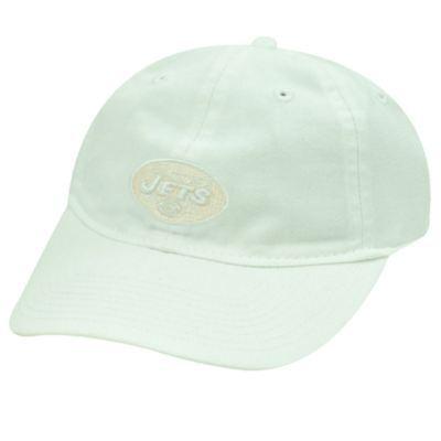 Fanartikel Diszipliniert Nfl Ny New York Jets Weißes Pfirsich Damen Kleidungsstück Waschen Bequemer Kappe Eleganter Auftritt Weitere Ballsportarten