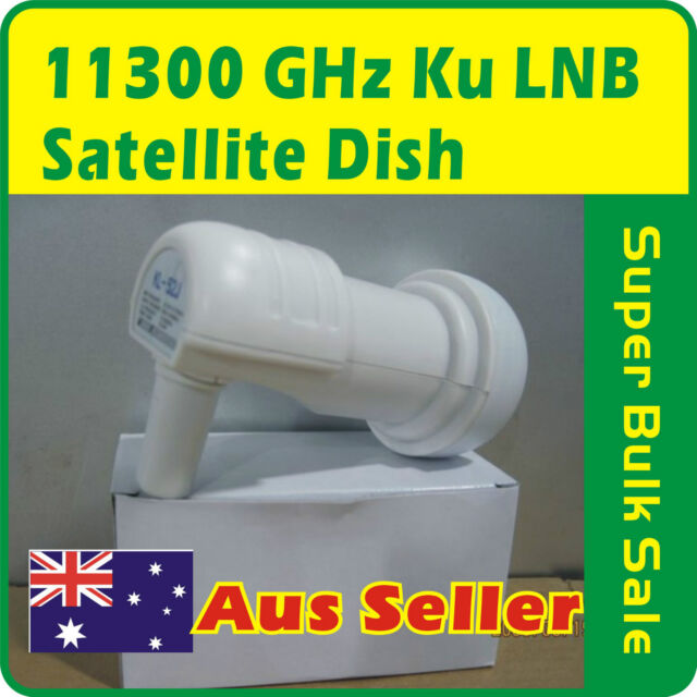 Satellite Dish  Ku band 11300 LNB
