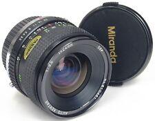 Olympus OM 24mm 3.5 - Auto kentar -