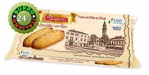 12-x-Fazzi-Ciaramel-Biscotti-di-Riso-con-24-Burro-italiano-12-confezioni