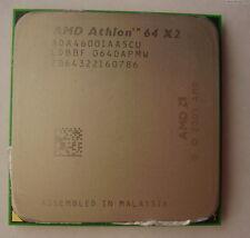 AMD Athlon 64 x2 4600+, am2, 2,4 GHz, fsb 1000, 1 MB l2, ada4600iaa5cu, 89 Watt