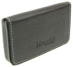 e7082d5ca184 MENS BROWN REAL LEATHER BIFOLD CREDIT CARD HOLDER WALLET GIFT BOX UK ...