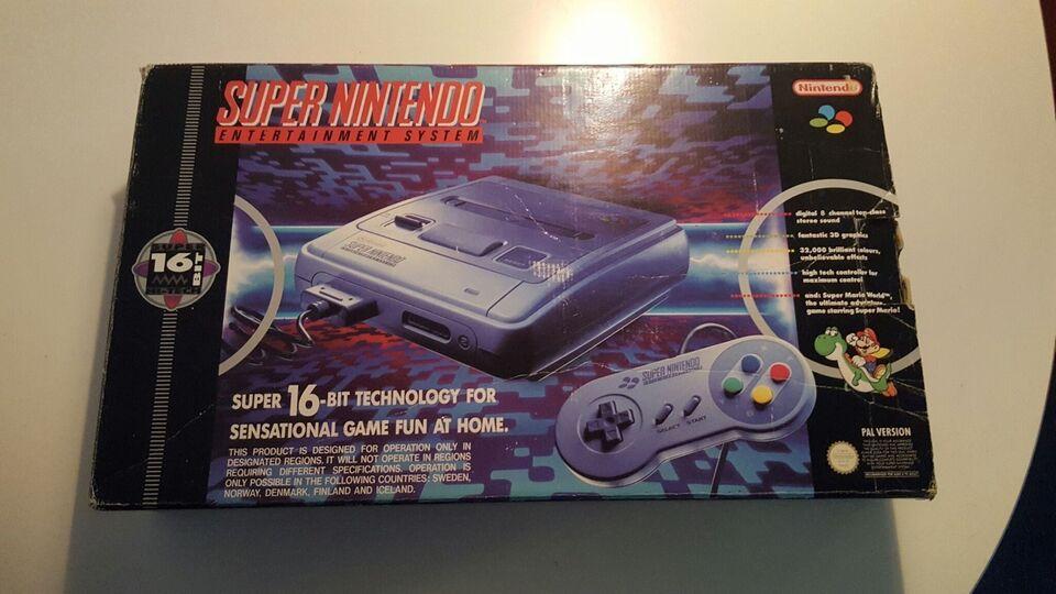 Nintendo SNES, God