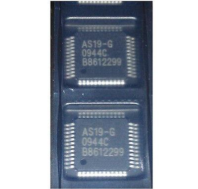 1PCS AS19-HG AS19 QFP48 E-CMOS LCD Power Chips NEW