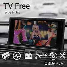 TV Free Video In Motion Audi MMI 3G 3G+ Headunit Navigation Systems OBD DVD VIM