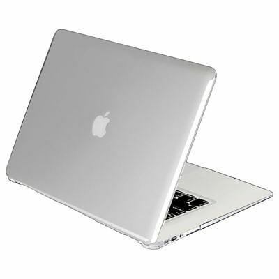 """CLEAR Crystal Hard Case Cover for Macbook Air 13"""" A1369"""