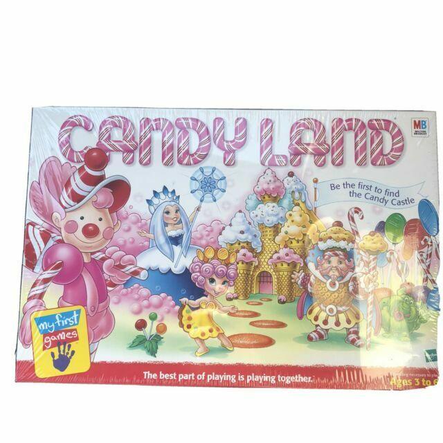 Hasbro Candyland Board Game for sale online