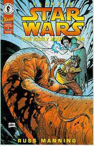 Fringant Classic Star Wars: The Early Adventures # 8 (russ Manning) (États-unis, 1995)-afficher Le Titre D'origine