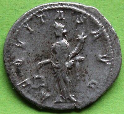 Roman Gordian Iii 239-240 Antoninianus Strong Resistance To Heat And Hard Wearing