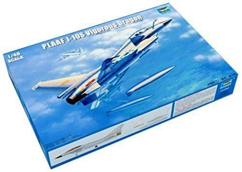 Trumpeter - PLAAF J-10S Viggoldus Dragon scale 1 48. Reference 542842
