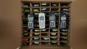 100x-Nokia-3510-used-tested-mobile-job-lot-mixed-Samsung-LG-Sony-Nokia-on-stock