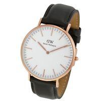 Deals on Daniel Wellington Sheffield Men's Quartz Watch 0107DW