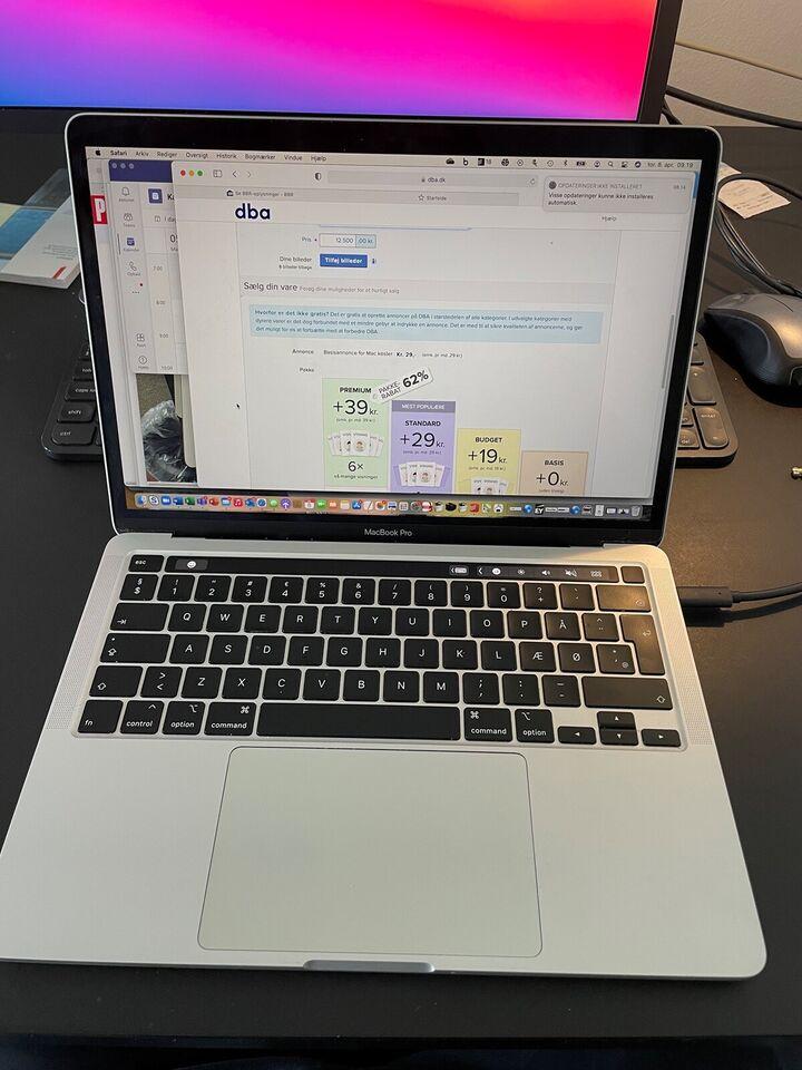 MacBook Pro fra Oct 2020