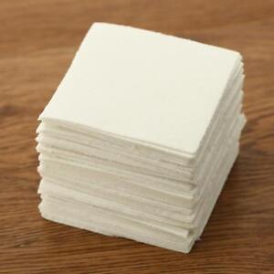 Glass-Fusing-Paper-Sheets-50-Pcs-Square-Microwave-Ceramic-Fiber-Household-Kiln