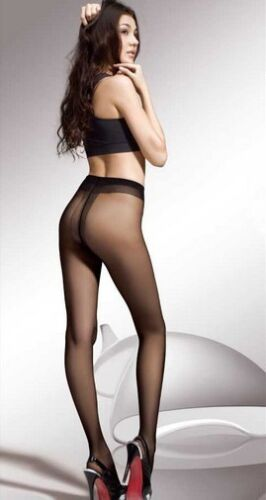 """Top Quality T-Band Tights Adrian /""""EXCLUSIVE STRING/""""-20 Denier-6 Colours"""
