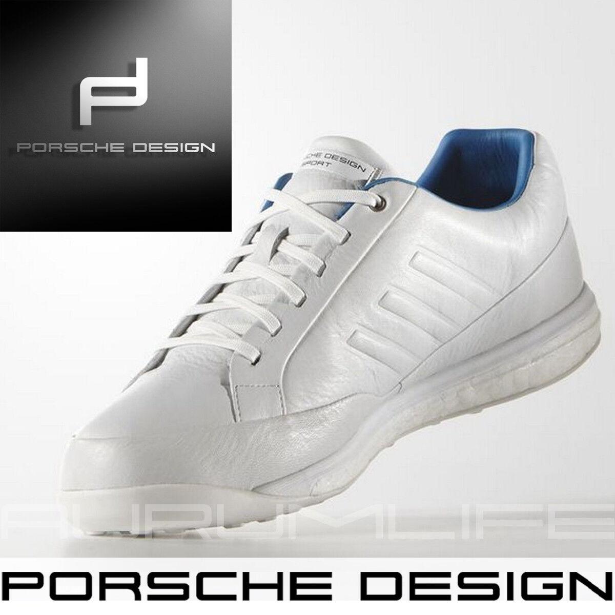 Adidas Porsche Design Mens schuhe Sport Driving Leather Boost Bounce Mens AF4409