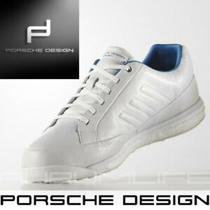 buy popular 3f4cc 0e1a9 Details about Adidas Porsche Design Mens Shoes Sport Driving Leather Boost  Bounce Mens AF4409
